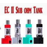 EC II Sub OHM Tank Top Fill