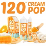120 CREAM POP 120mL