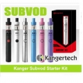 KANGER SUBVOD STARTER KIT 6 ON COLORS