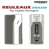 Reuleaux DNA200 Wismec With Evolve DNA 200 Chip