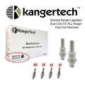 KangerTech Upgraded Dual Coils (5pack) for Kanger Tanks