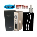 Sigelei 100W PLUS 100 Watt Box Mod Dual 18650 Black Gold