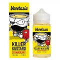 KILLER KUSTARD STRAWBERRY BY VAPETASIA EJUICE 100ML