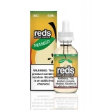 VAPE 7 DAZE REDS APPLE MANGO E LIQUID 30ml