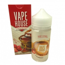 Vape House Strawberry Pancake