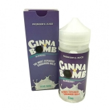 Cinnabomb Blueberry 100mL