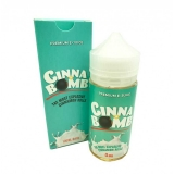 Cinnabomb E-Juice 100mL With Unicorn Bottle
