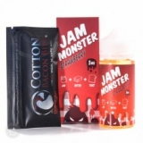 Jam Monster eJuice Strawberry