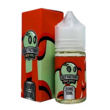 SALT FACTORY CRISP APPLE 30ML