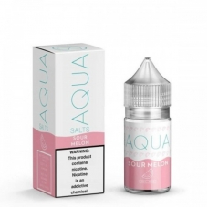 SOUR MELON SALT BY AQUA 30ML