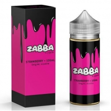 ZABBA ELIQUID STRAWBERRY