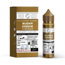 GLAS BASIX SUGAR COOKIE 60ML