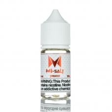 MI-SALT E-LIQUID - TOBACCO - 30ML