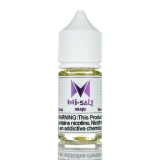 MI-SALT E-LIQUID - GRAPE - 30ML