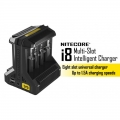 NITECORE I8 INTELLIGENT MULTI-SLOT