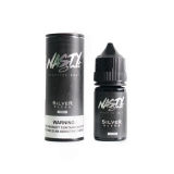 SILVER BLEND NASTY SALT NIC 30ML