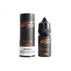 BRONZE BLEND NASTY SALT NIC