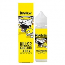 VAPETASIA KILLER KUSTARD LEMON 60ML