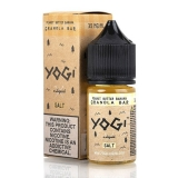 YOGI SALTS E-LIQUID PEANUT