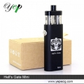 Hell's Gate Mini Dual 18650 Dual RDA Box Mod Full Kit