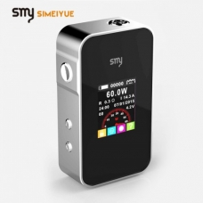 SMY 60W V2 TC Variable Wattage Box Mod
