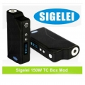 Sigelei 150W TC Temp Control Mod RED AND BLACK