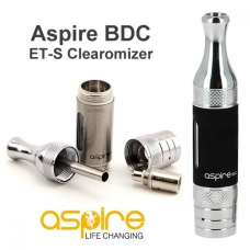 Aspire-ET-S-BDC Bottom Dual Coil Glass Version