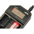 eFest LUC Multi-function Smart Charger with MIni LCD Screen