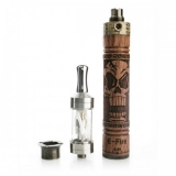 E-Fire wooden Twist Battery 900 Mah