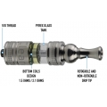 2014 Innokin iClear X.I Pyrex Glass Dual Coil Clearomizer
