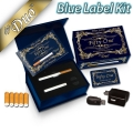 Fifty-One DUO™ Blue Label Starter Kits Smoke 51 E-Cigarette
