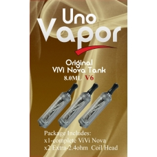 Vivi Nova V6 Clearomizer 8.0ml Set