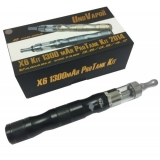 The X6 1300mAh Variable Voltage Mod APV Starter Kit